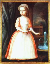 Possibly one of William Denune's daughters