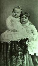 Ethel (Denune) Young & Lois Denune