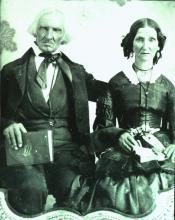 Lester Case & Matilda (Bancroft) Case