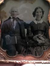 Lester Case & Matilda Bancroft