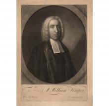 William Harper, after Sir Robert Strange, after William Denune