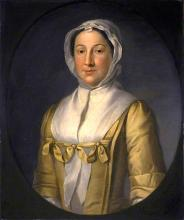 Anne Smith, Third Wife of Thomas Ruddiman, WIlliam Denune 1749