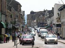 Dunoon, Argyll Street