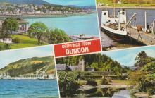 Dunoon Postcard