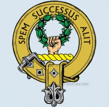 Clan Ross Crest with Motto: Success Breeds Success