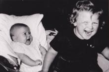 Ollie Patricia Evans, Helen Rebecca Evans