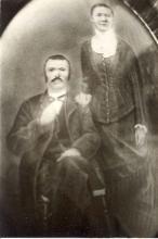 John FLoyd Brohard & Eliza Ellen Jelly