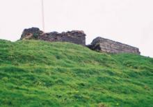The Ruins of Dunoon Castle