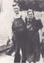 Charles Franklin Cooper & Ollie (Henderson) Cooper