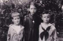 Daniel David Evans, Elizabeth Louise Evans, Richard Elisha Evans