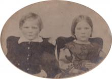 Siblings of Fannie Fern Ferris