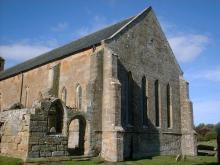 Fearn Abbey, Easter Ross, Scotland