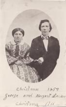 Margaret Ann (Denune) Decker & George A. Decker