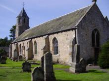 Pencaitland Parish Church, Scotland