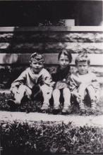 Richard Elisha Evans, Elizabeth Louise Evans, Daniel David Evans